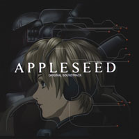 Appleseed CG OST Cover