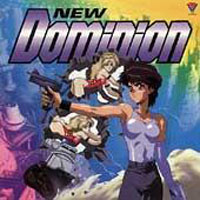New Dominion Tank Police OST Cover